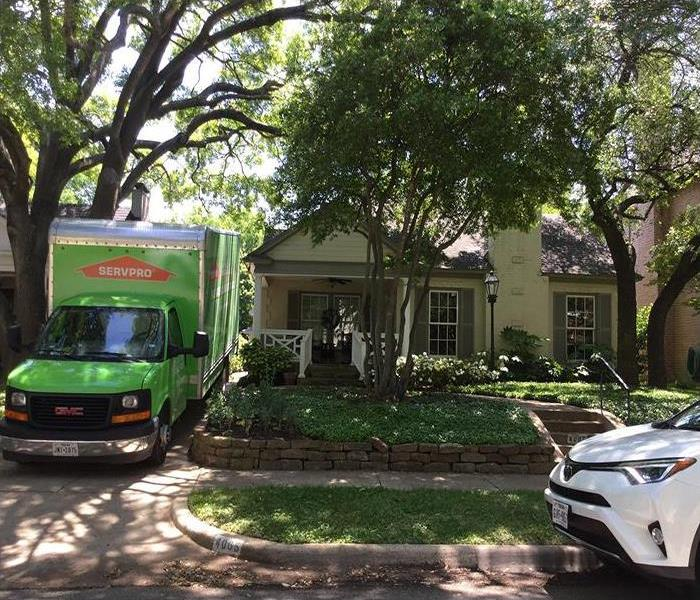 Residential Water Cleanup In Dallas