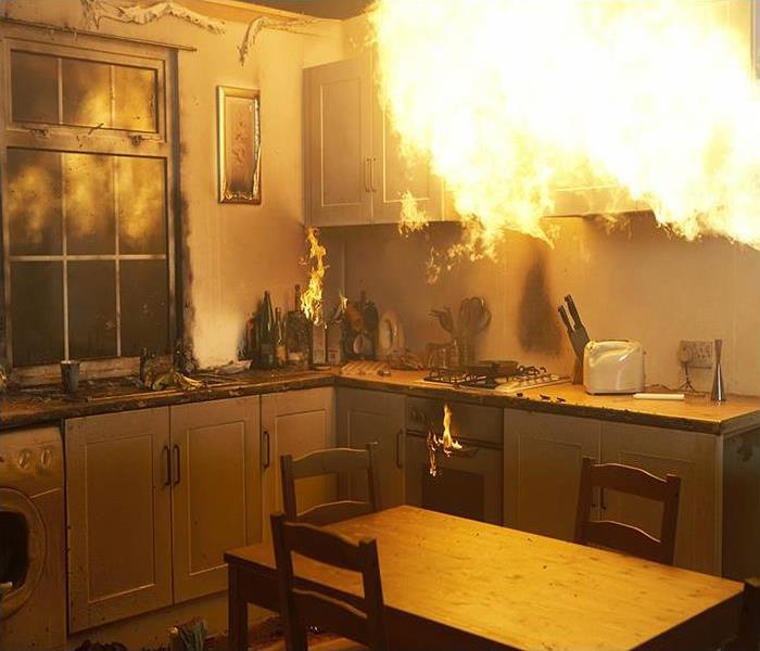 Fire Damage Preparations Necessary To Combat Fire Damage On Your Dallas Area Property