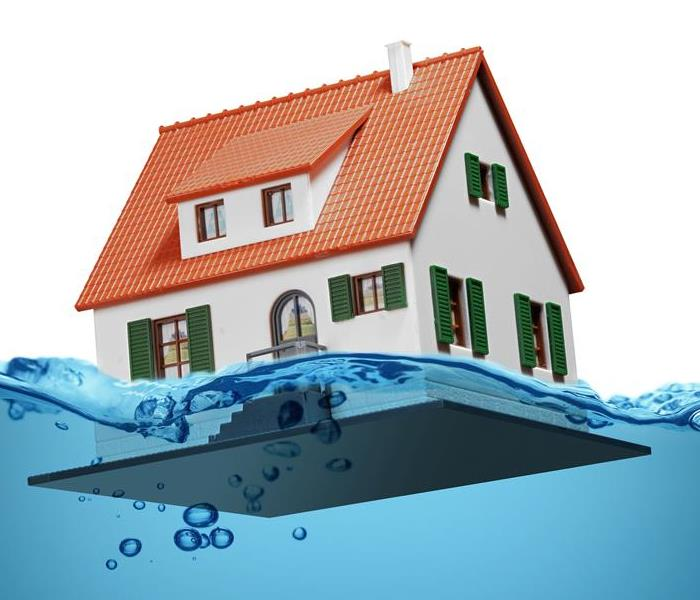 Water Damage How a Water Damage Extraction Company Like SERVPRO Can Help Your Home in Dallas
