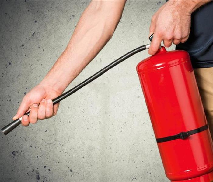 Fire Damage The importance of having a fire extinguisher in your Cedar Hill home