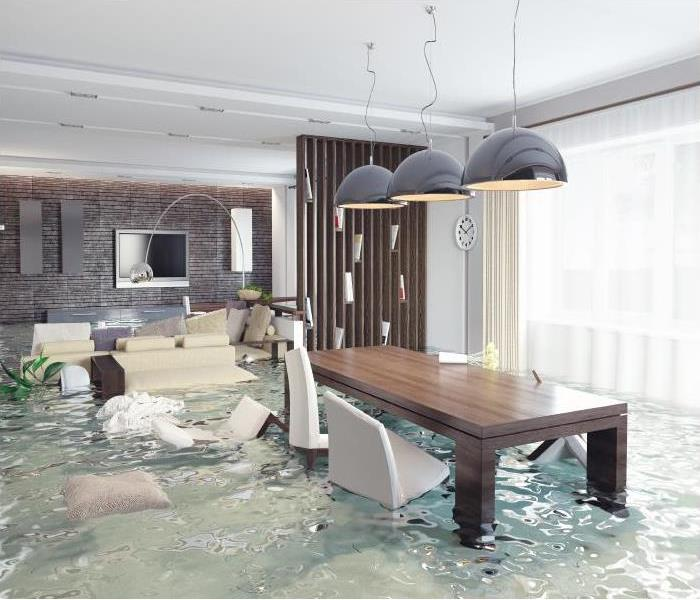 Storm Damage Our Restoration Experts Discuss The Steps Needed To Restore Your Flood Damaged Dallas Home