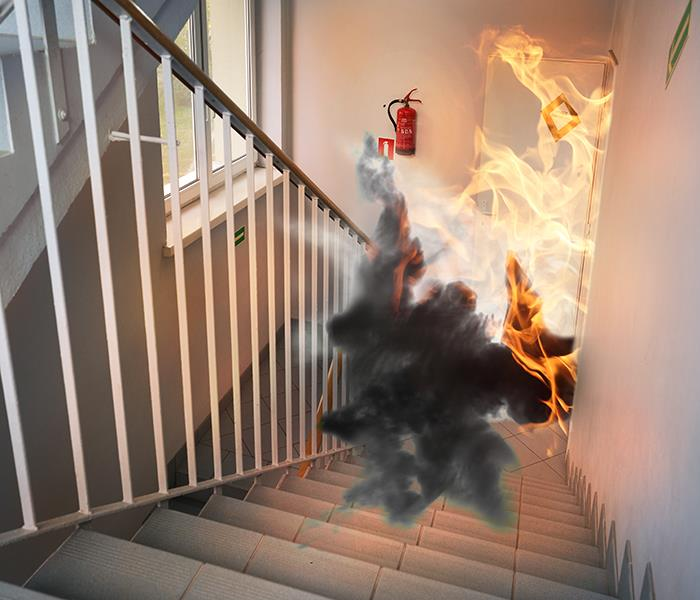 Commercial Dallas Commercial Fire Damage - How Commercial Fire Damage in Dallas Is Remediated