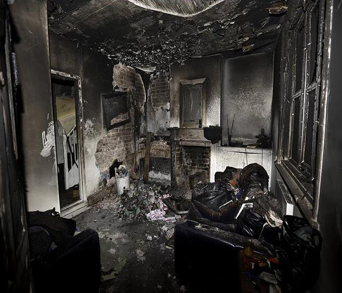 Fire Damage Dealing With Fire Damage In Your Dallas Home