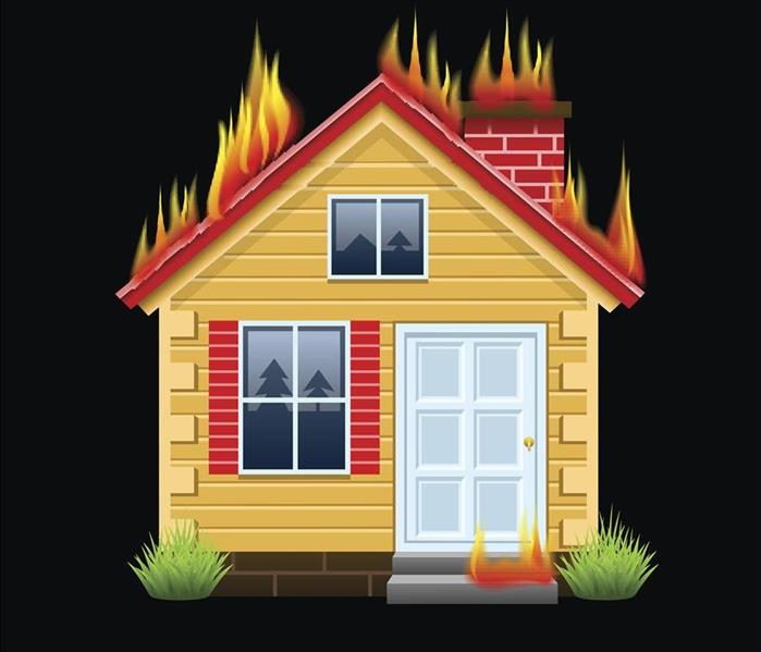 Fire Damage Does Fire Damage Affect HVAC Systems In Dallas?
