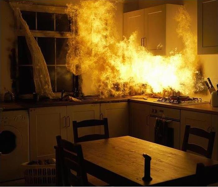 Why SERVPRO Fire And Smoke Damage Restoration In Dallas